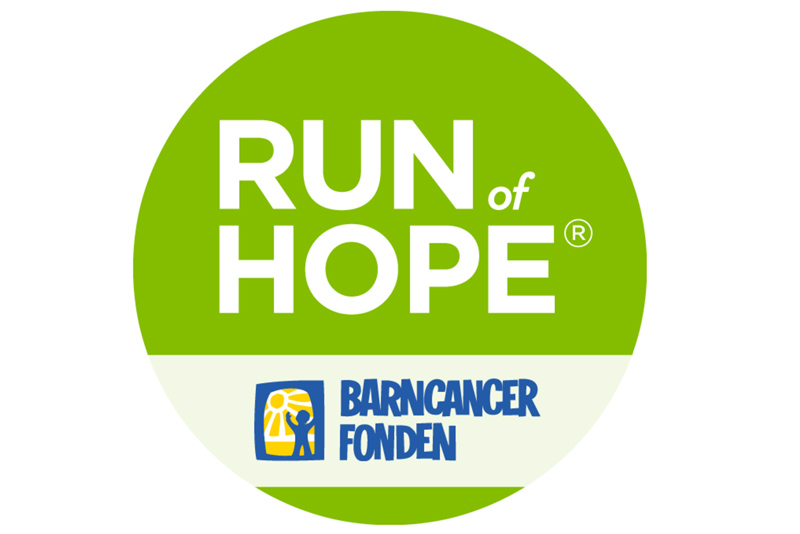 Barncancerfonden Run of Hope