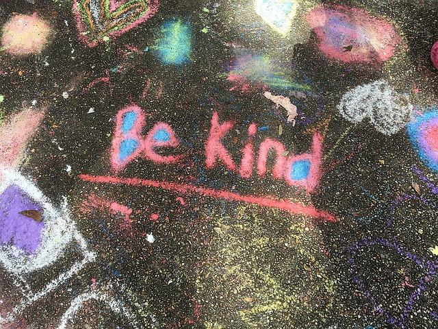 Var snäll mot dig själv